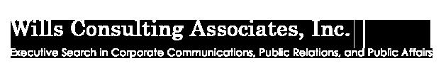 Wills Consulting Associates